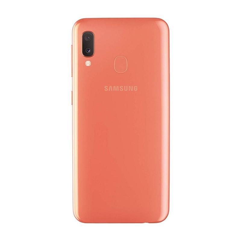 Samsung Galaxy A20e SM-A202F 32GB Dual Sim Coral Brand Operatore Italia
