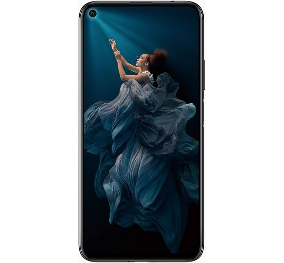 Honor 20 Dual Sim 128GB Midnight Black Europa