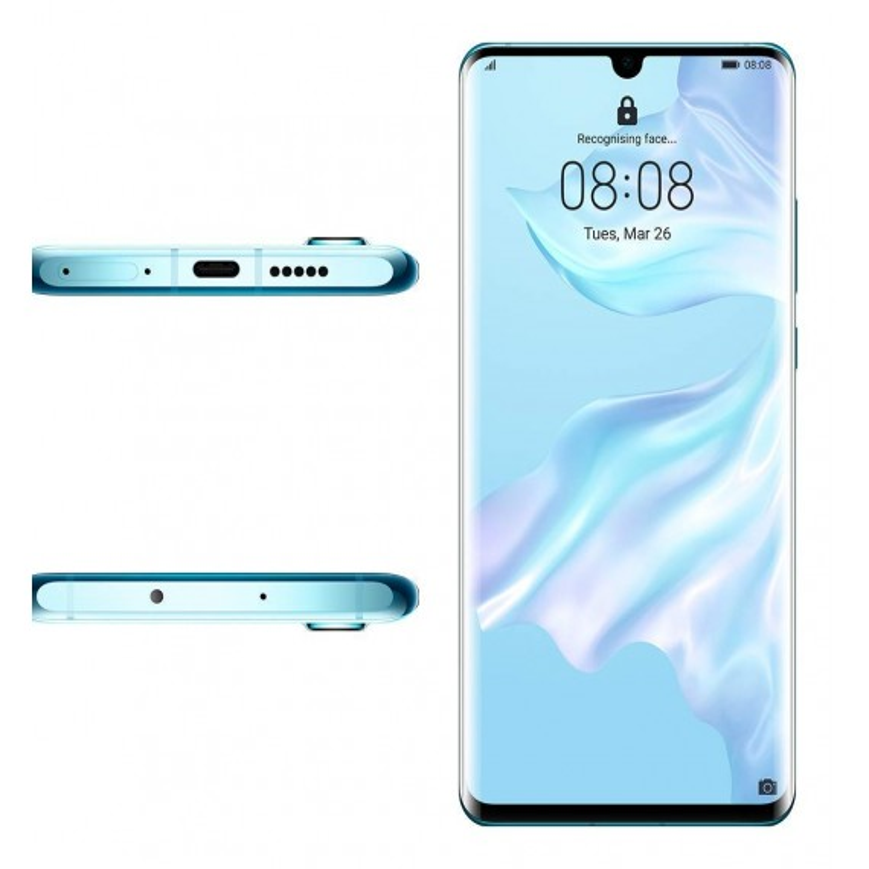 Huawei P30 Pro Dual Sim 8/128GB Cristallo Brand Operatore Italia