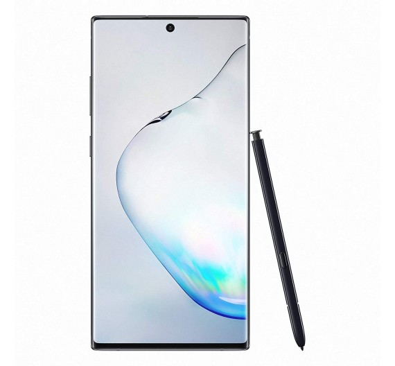 Samsung Galaxy Note 10 Plus 256GB N975F Dual Sim Aura Black Italia