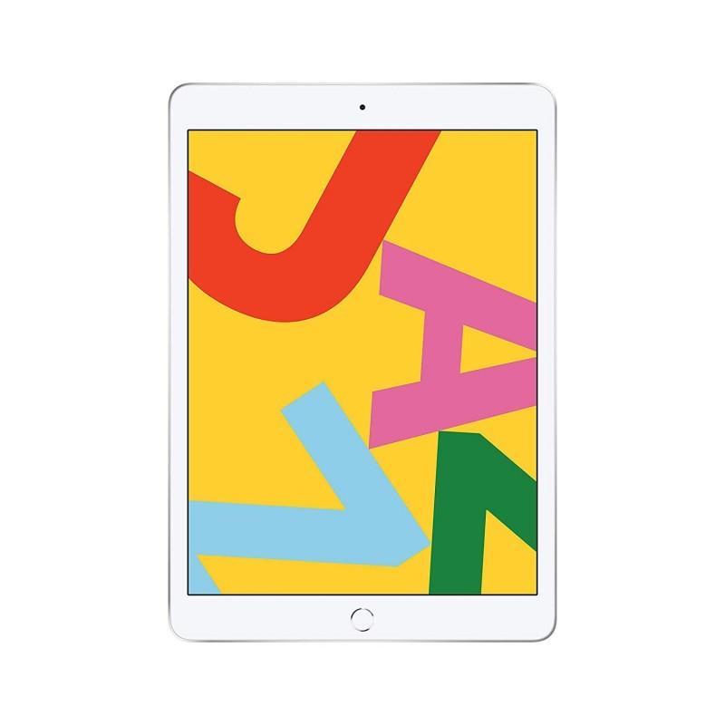 """iPad 2019 10.2"""" 128GB Wi-Fi Silver Europa"""