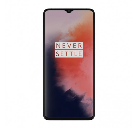 OnePlus 7T 128GB Dual Sim Frosted Silver Europa