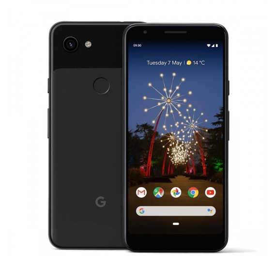 Google Pixel 3A 64GB Just Black Europa