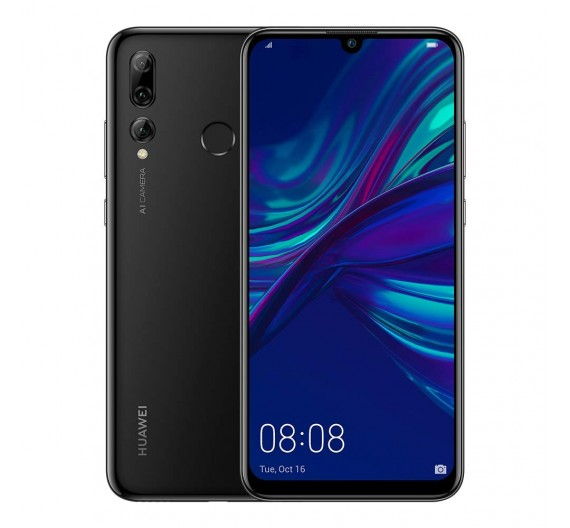 Huawei P smart Plus 2019 Dual Sim 64gb Midnight Black Italia
