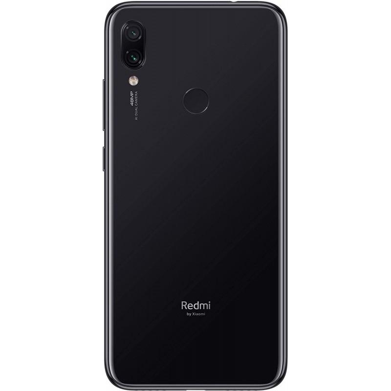 Xiaomi Redmi Note 7 128GB Black Italia