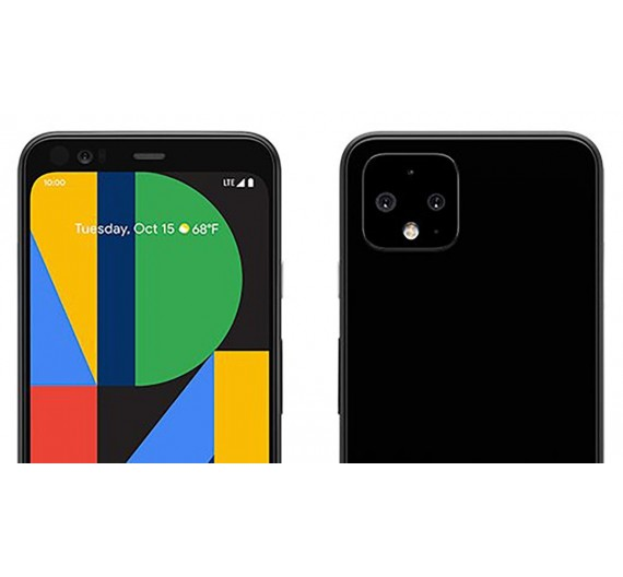 Google Pixel 4 4G 64GB Just Black Europa