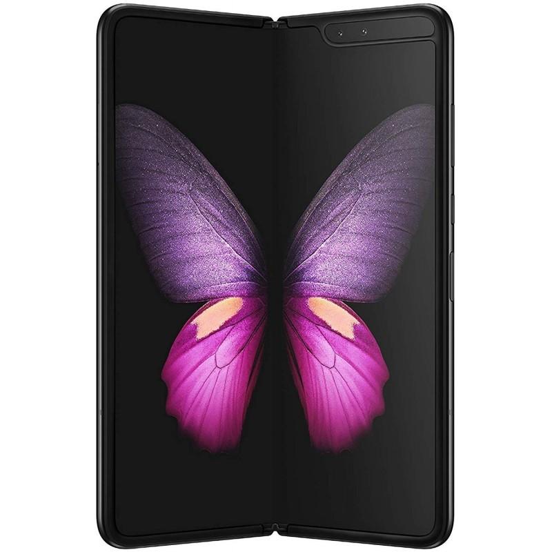 Samsung Fold F900 Display Pieghevole OCTA CORE 512GB RAM 12GB 4G LTE Cosmos Black Europa