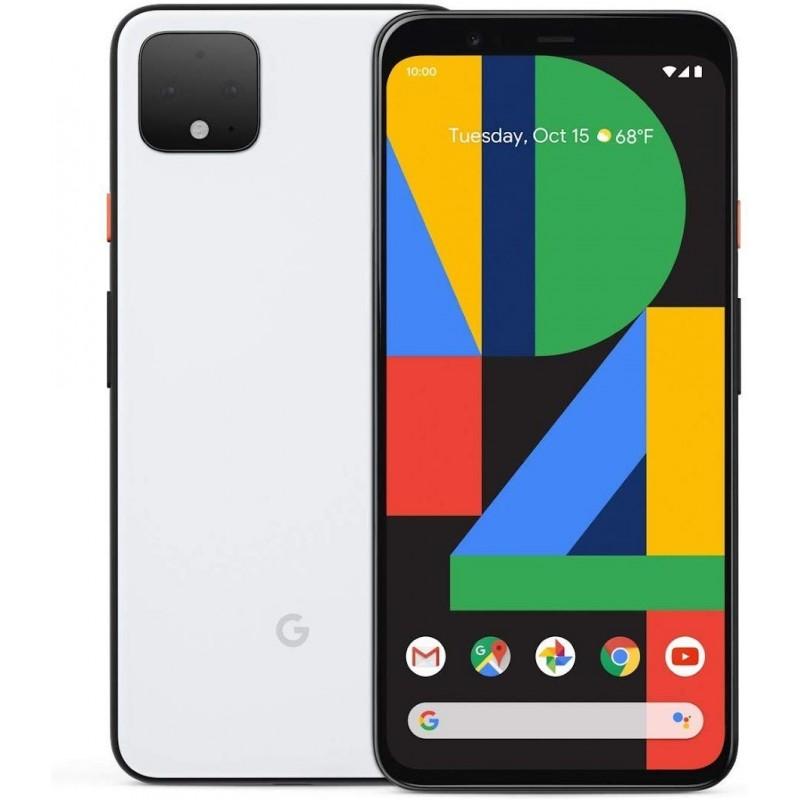 Google Pixel 4 4G 64GB White Europa