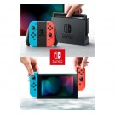 Nintendo Switch 1.1  Neon Blue / Neon Red Italia