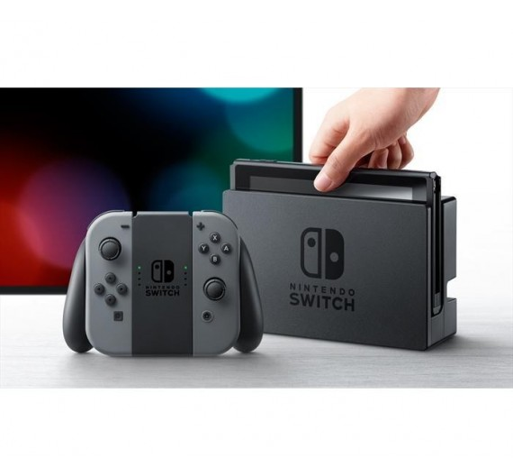 Nintendo Switch 1.1 Grey Italia