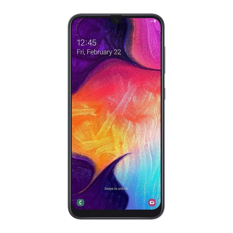 Samsung Galaxy A50 4/128GB Dual Sim Black Brand Operatore Italia