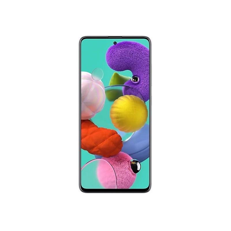 Samsung Galaxy A51 Dual Sim 4/128GB White Brand Operatore Italia