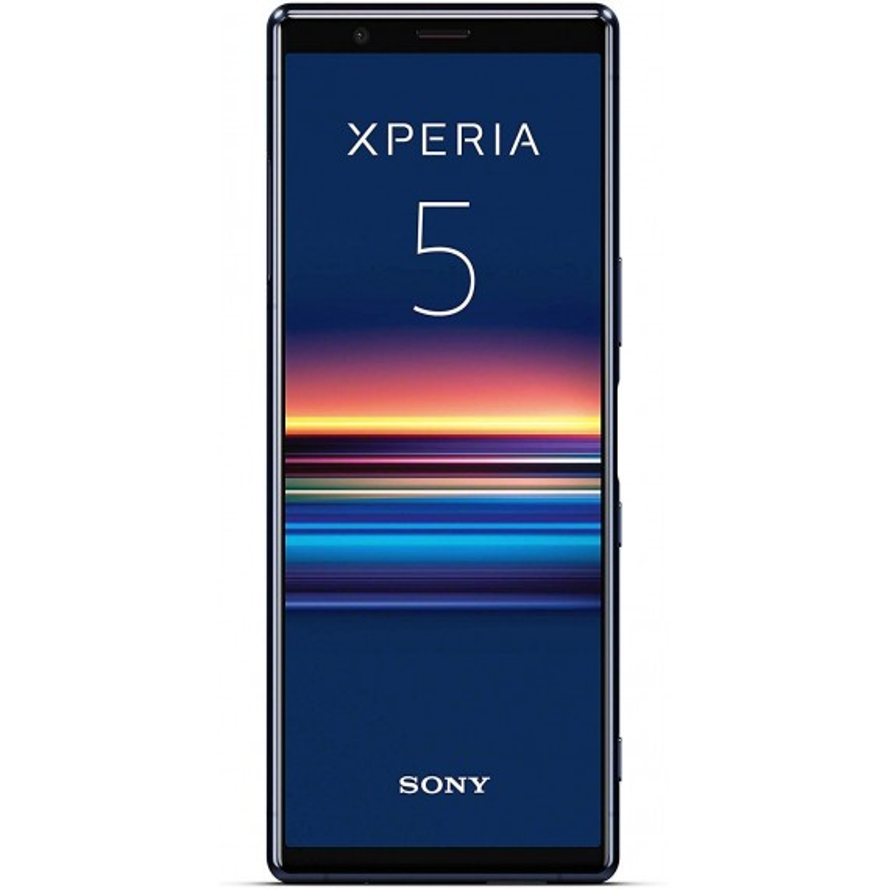 Sony Xperia 5 Dual Sim 6GB RAM 128GB - Blue Europa