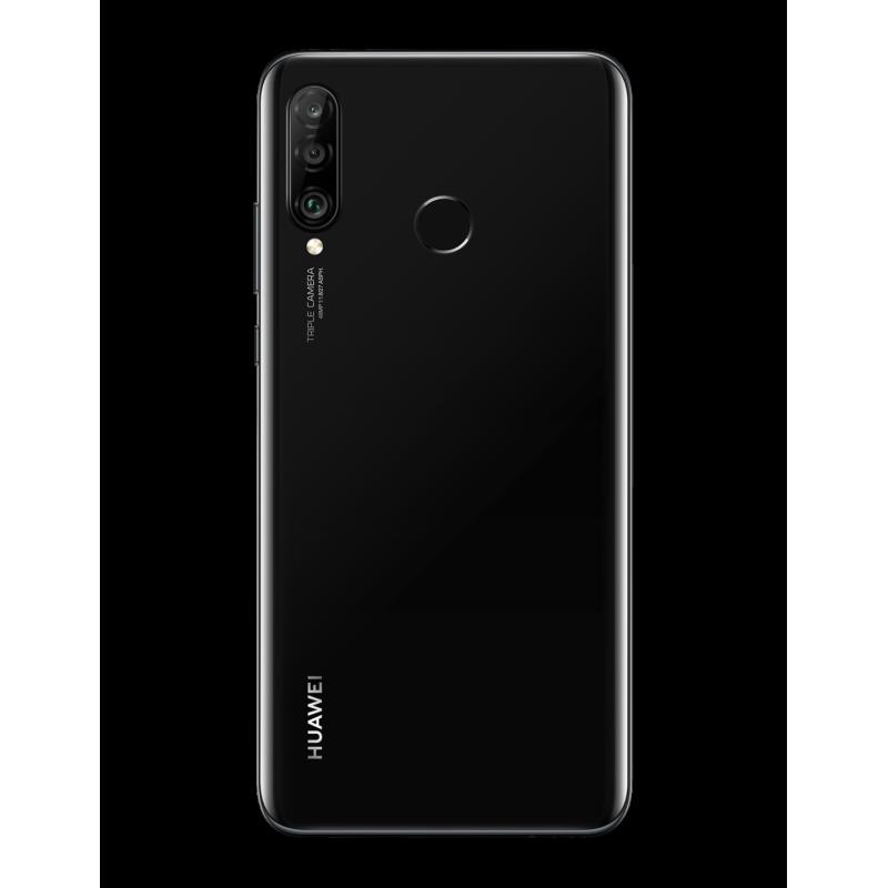 Huawei P30 Lite New Edition 6/256GB Black Italia