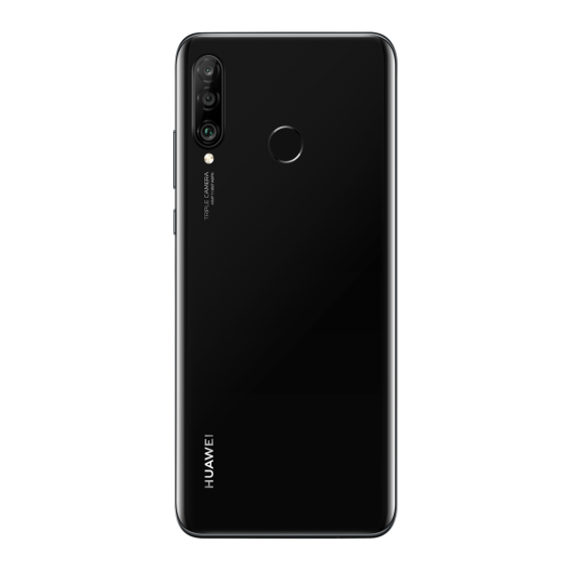 Huawei P30 Lite New Edition 6/256GB Nero Italia