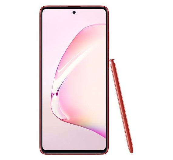 Samsung Galaxy Note 10 Lite N770 Dual Sim 128Gb Red Europa