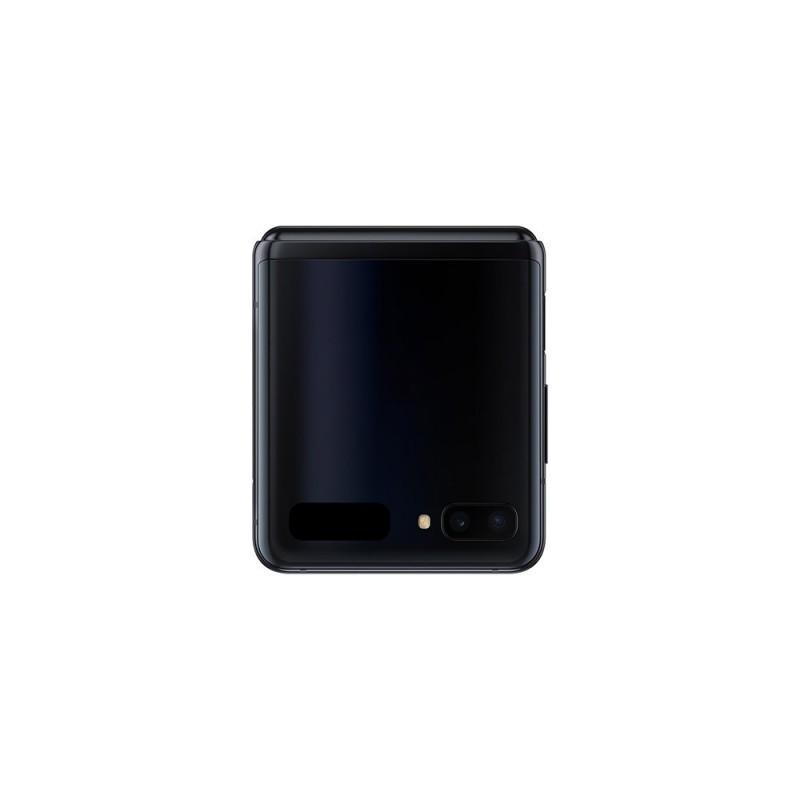 Samsung Galaxy Z Flip SM-F700 Dual Sim 8GB 256GB Mirror Black Brand Italia