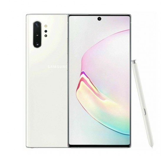 Samsung Galaxy Note 10 Plus 256GB N975F Dual Sim Aura White Europa