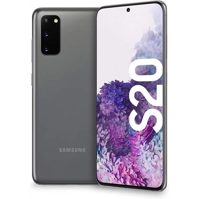 Samsung Galaxy S20 G981B 5G 12GB 128GB Dual Sim Grigio Brand Operatore Italia
