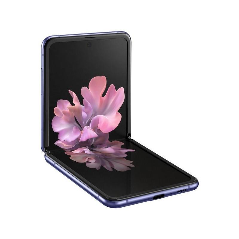 Samsung Galaxy Z Flip SM-F700  8GB 256GB Viola Italia