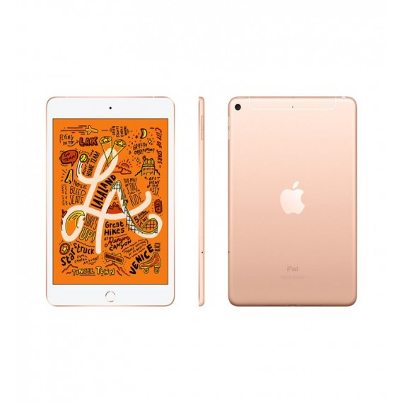 "Apple iPad Mini 2019 256GB Wi-Fi 7.9"" Gold Italia"