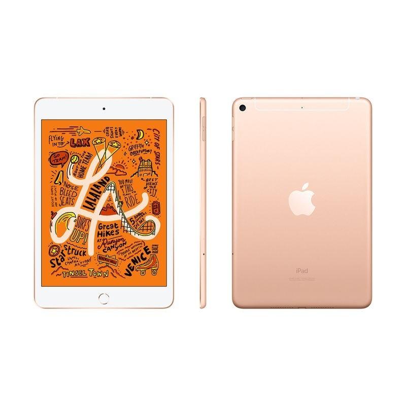 iPad Mini 7.9 256GB Wi-Fi Gold Europa (2019) MUU62FD/A