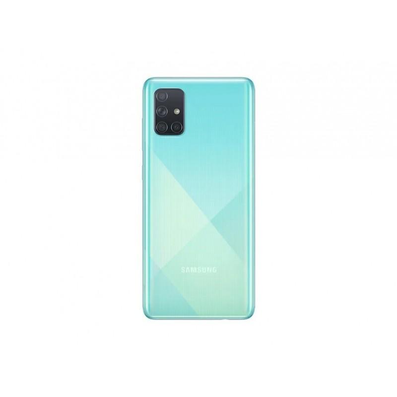 Samsung Galaxy A71 SM-A715F 128GB Dual Sim Blu Europa