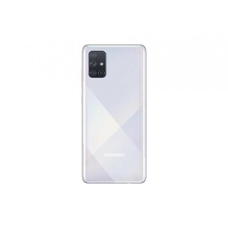 Samsung Galaxy A71 SM-A715F 128GB Dual Sim Silver Italia