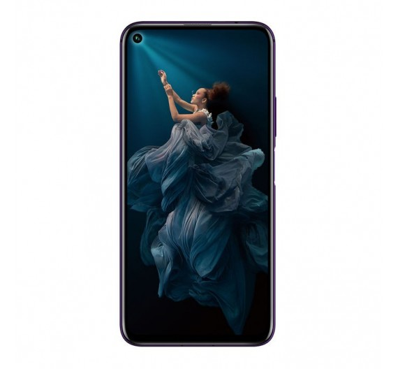 Honor 20 Pro Dual Sim 256GB Phantom Black Italia