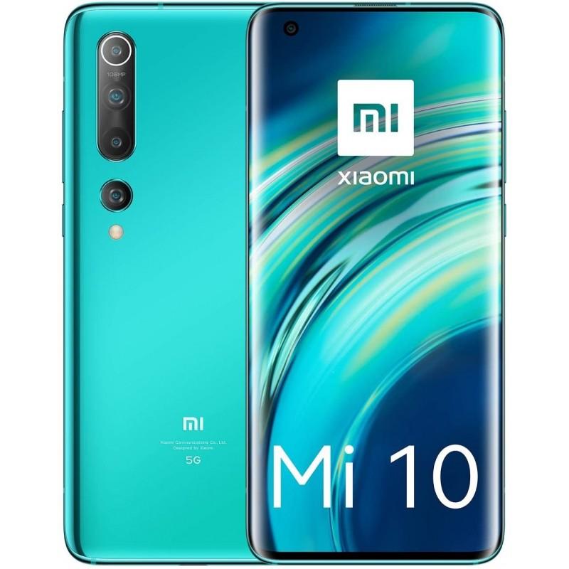 Xiaomi Mi 10 256GB 5G Verde Corallo Italia
