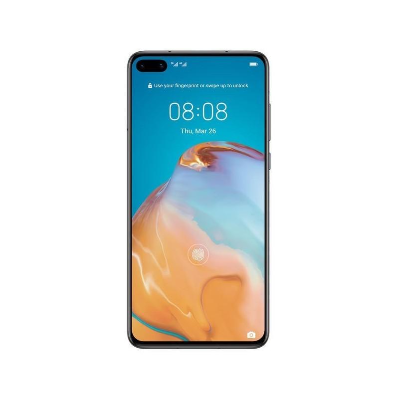 Huawei P40 5G 128GB 8GB Dual Sim Black Europa