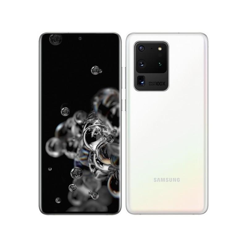 Samsung Galaxy S20 ULTRA 5G  SM-G988B 12/128GB Bianco Europa