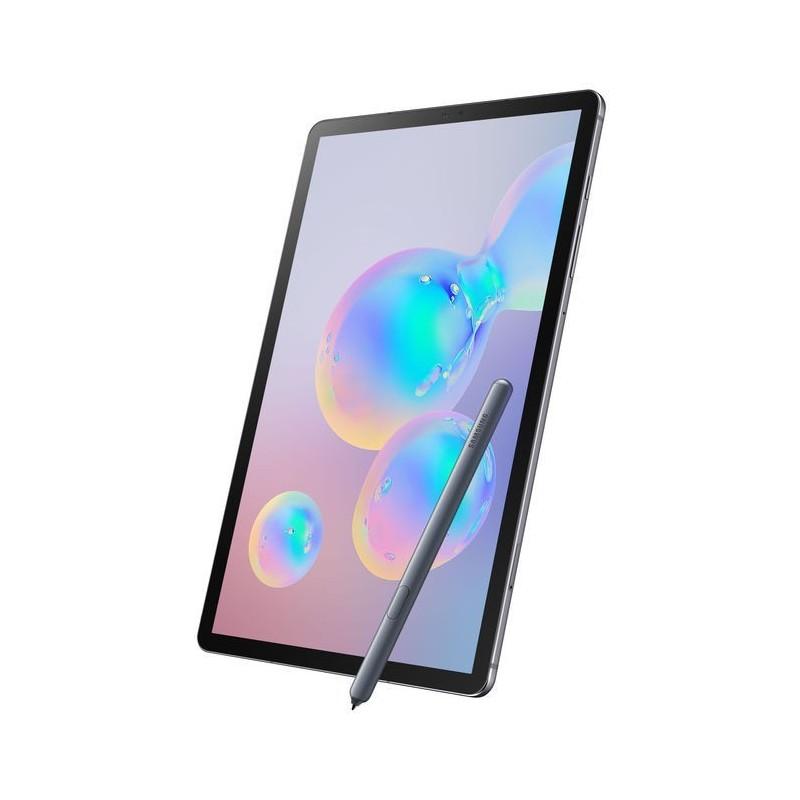 "Samsung T865 Galaxy Tab S6   10.5"" 128GB Grey 4G LTE  Italia"