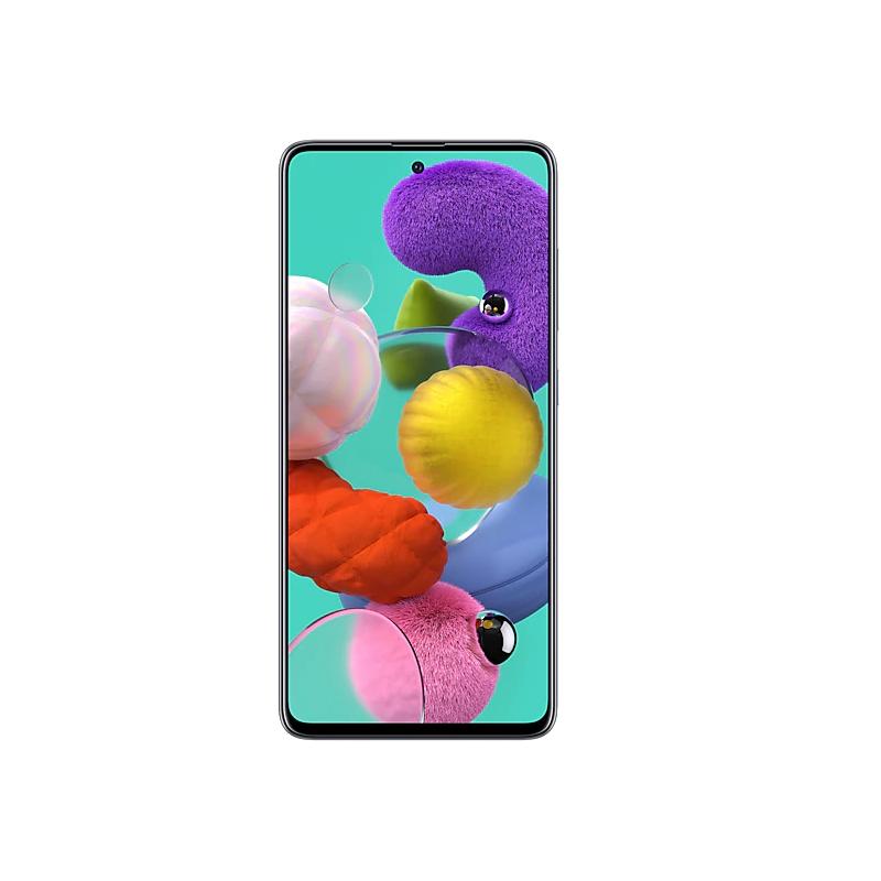 Samsung Galaxy A51 Dual Sim 4/128GB Nero Brand Operatore Italia