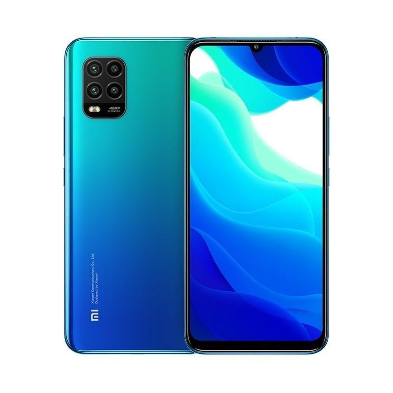 Xiaomi Mi 10 Lite 5G 6GB 128GB Dual Sim Blue Italia