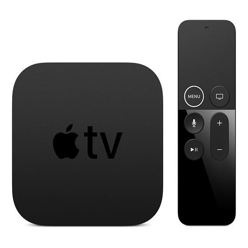 Apple TV 4K 32GB Black Europa