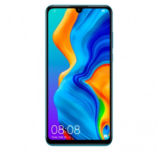 Huawei P30 Lite New Edition 6/256GB Blu Europa