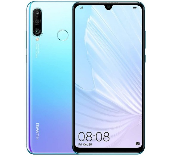 Huawei P30 Lite New Edition 6/256GB Cristallo Europa