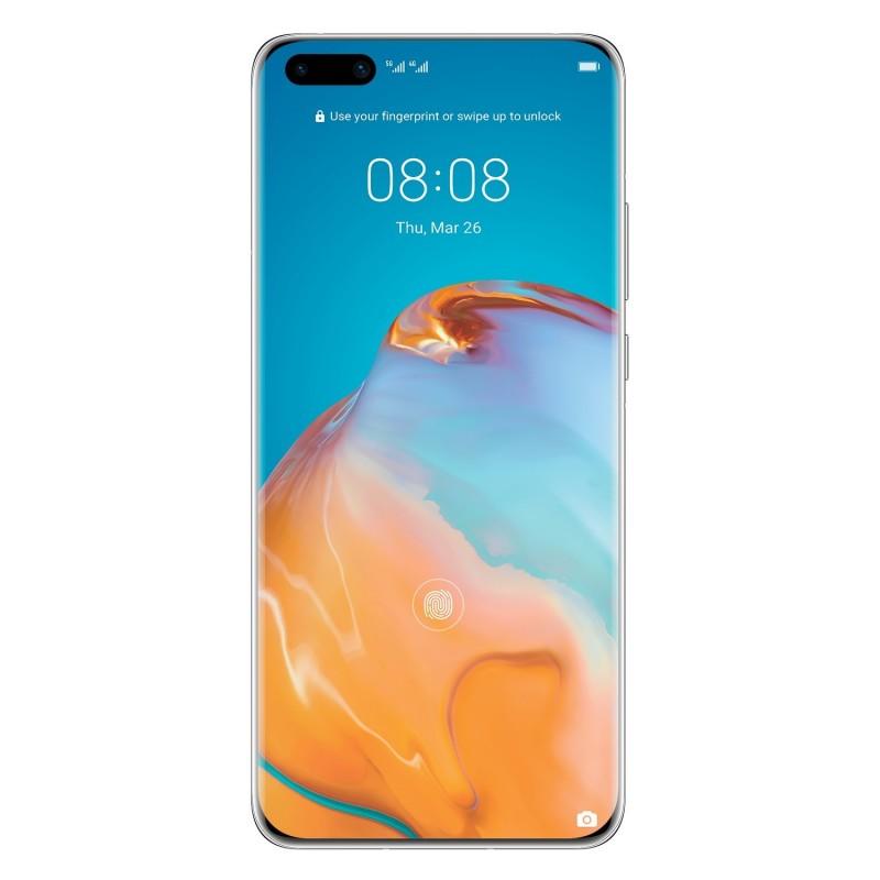 Huawei P40 Pro 5G 128GB 8GB Dual Sim Argento Europa