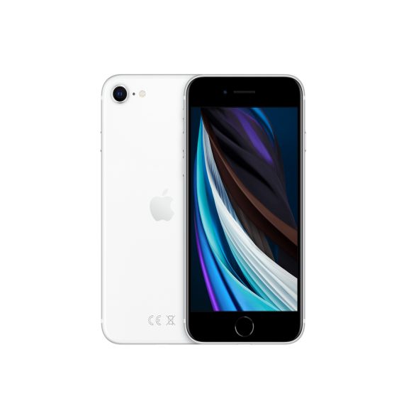 iPhone SE 2020 128GB Bianco Europa