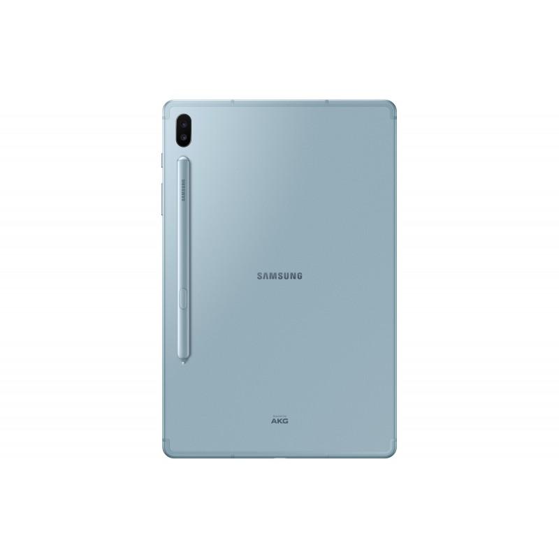 "Samsung T860 Galaxy Tab S6 10.5"" 128GB Blue Wi-Fi Europa"