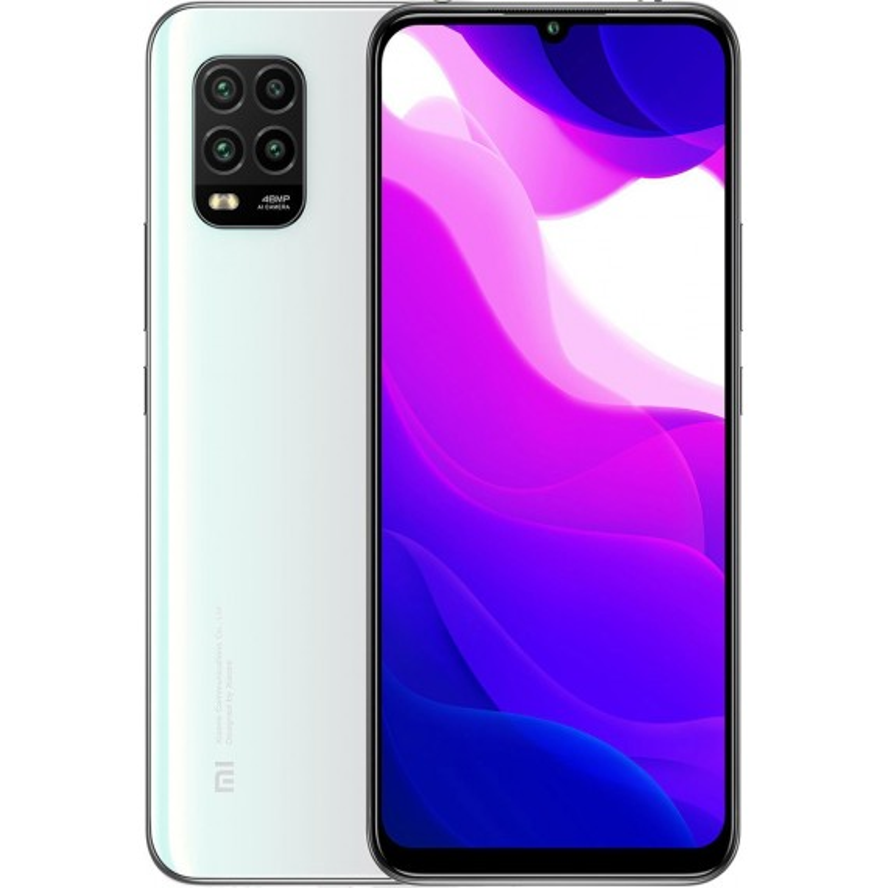 Xiaomi Mi 10 Lite 5G 6GB 64GB Dual Sim White Europa