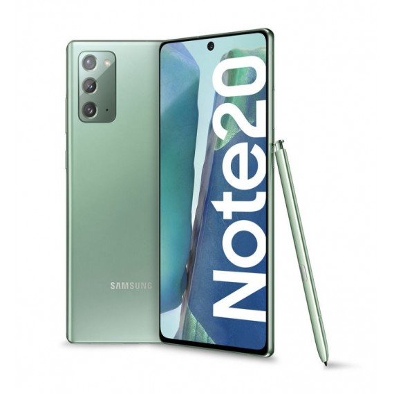 Samsung Galaxy Note 20 N980F Dual Sim 256GB Mystic Green Europa