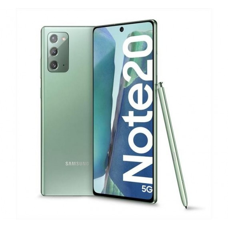 Samsung Galaxy Note 20 N981B 5GDual Sim 256GB Mystic Green Europa