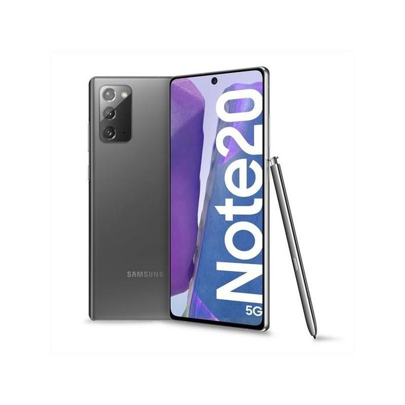 Samsung Galaxy Note 20 N981B 5G Dual Sim 256GB Mystic Grey Europa