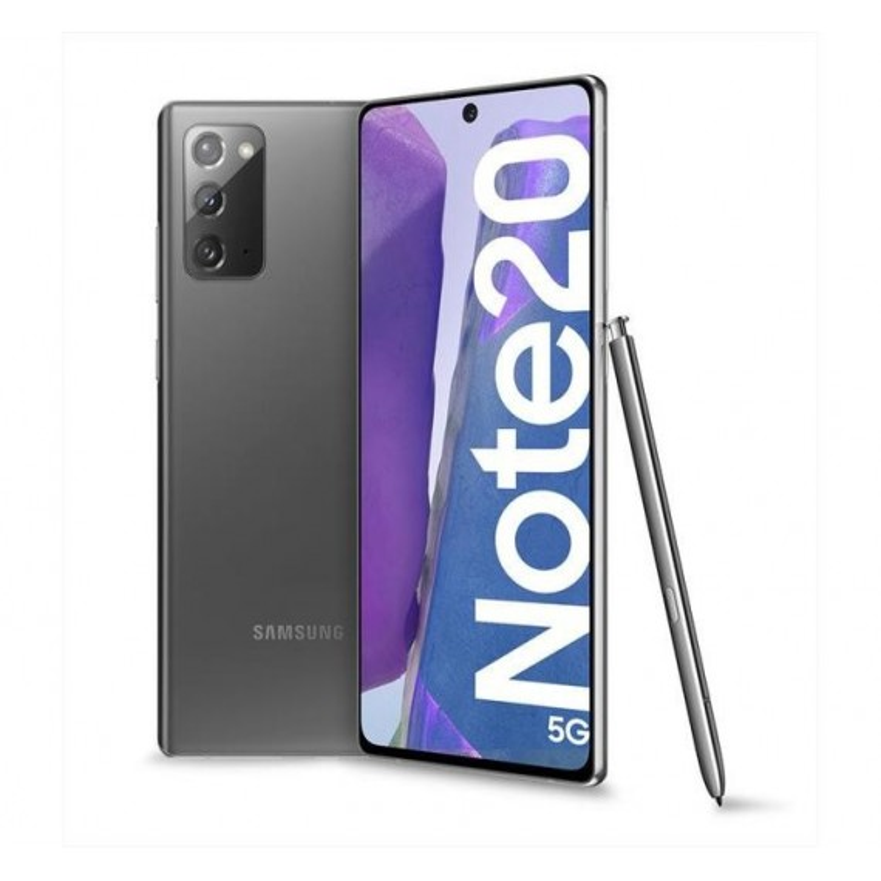 Samsung Galaxy Note 20 N981B 5G Dual Sim 256GB Grigio Italia