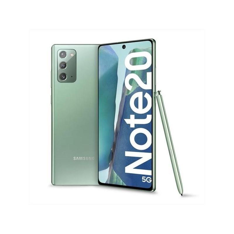 Samsung Galaxy Note 20 N981B 5GDual Sim 256GB Mystic Green Italia