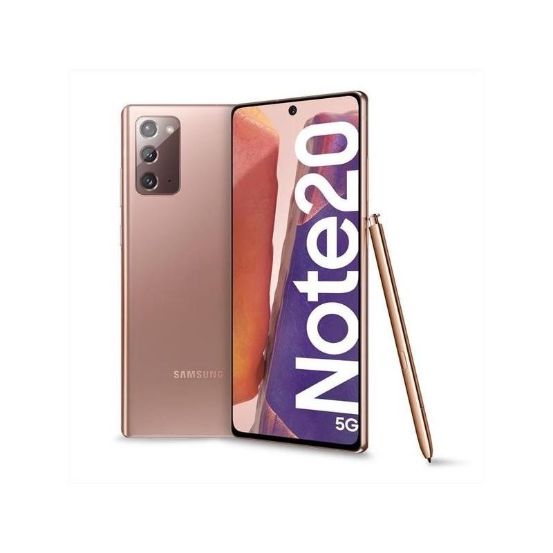 Samsung Galaxy Note 20 N981B 5G Dual Sim 256GB Bronzo Italia