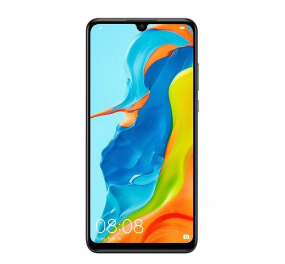 Huawei P30 Lite 128GB Dual Sim Midnight Black Europa