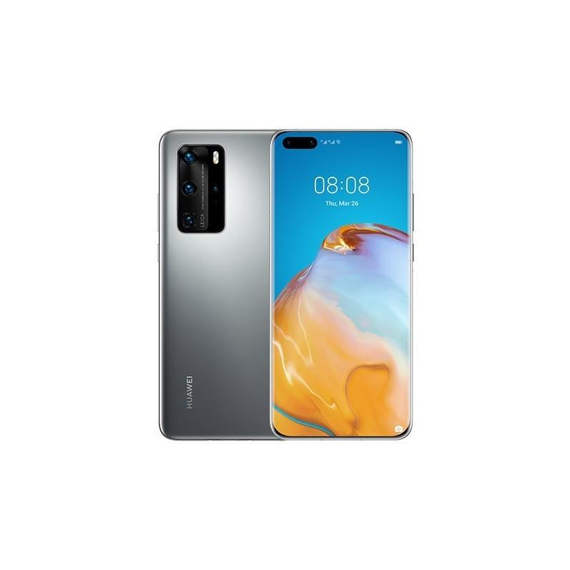 Huawei P40 Pro 5G 256GB 8GB Dual Sim Silver Frost Italia